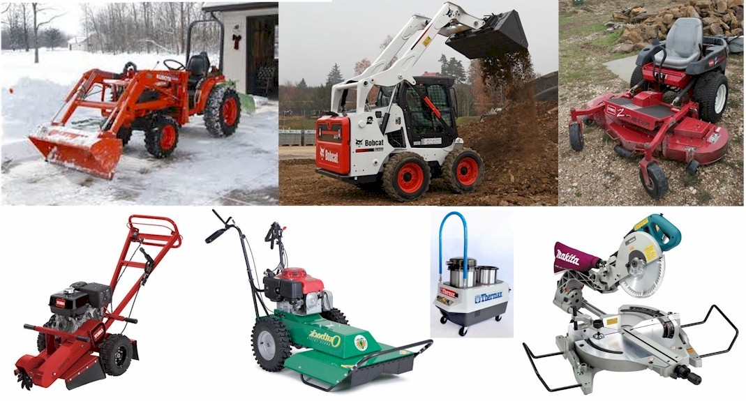 Tool and Equipment Rentals AND Trailer Hitch Sales, Service